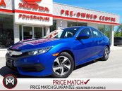 Honda Civic LX* Apple CAR Play! Back UP CAM! Bluetooth! 2017