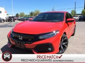 Honda Civic Si  LOW KMS Sunroof Rear CAM 2018