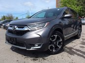 2018 Honda CR-V Touring  NAVI  HEATED SEATS  LEATHER  REAR CAM  SU