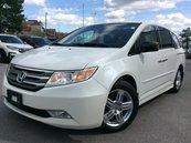 Honda Odyssey Touring  NAV  DVD ENTERTAINMENT SYSTEM  REAR CAM 2012