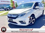 Honda Odyssey EX-L w/RES With Honda Warranty to 2024! 2018