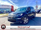 2016 Honda Pilot Touring- Loaded With Nav and dvd Warranty to 100k