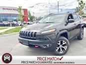 2016 Jeep Cherokee Trailhawk- Leather Navigation 3.2L