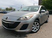 2010 Mazda Mazda3 I Sport  LOW KMS  A/C  CD PLAYER