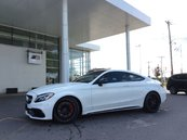 2017 Mercedes-Benz C63 S AMG Coupe