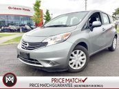 Nissan Versa Note SV-Auto ONE Owner 2014