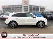Acura MDX NAVIGATION - SUNROOF - HEATED WHEEL - NO ACCIDENTS 2014