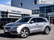 2016 Acura MDX AWD Leather roof 7 SEATER