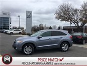 2014 Acura RDX AWD 5 Seater Leather Automatic Leather Leather Lea
