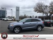 2014 Acura RDX AWD 5 Seater Leather Automatic Leather Leather