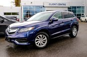 2016 Acura RDX Tech  Acura Certified Very Clean!