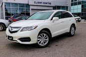 2016 Acura RDX Tech Package  Acura Certified W/Brand NEW Tires!