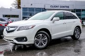 2017 Acura RDX Elite Acura Certified  2 Sets OF Tires