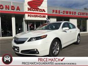 2013 Acura TL SUNROOF! BLUETOOTH! POWER & MEMORY SEAT! LEATHER!