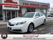 Acura TL SUNROOF! BLUETOOTH! POWER & MEMORY SEAT! LEATHER! 2013