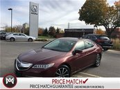 2015 Acura TLX AWD TECHNOLOGY PACKAGE