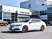 Acura TLX V6 SH AWD LOADED LATHER ROOF 2015