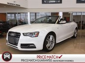 2013 Audi S5 PREMIUM WITH NAVIGATION