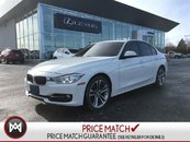 2014 BMW 3 Series SPORT NAVI ROOF LOADED