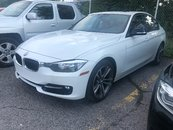 2014 BMW 320i SPORTLINE AWD LOADED RED LEATHER