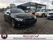 BMW 428i EXECUTIVE PREMIUM PERFORMANCE CORAL RED LEATHER 2014