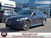 2010 BMW 5 Series M SPORT PACK NAVI AWD
