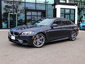2014 BMW M5 M5 POWER HK SOUND NAV CAMERA ROOF BEAST