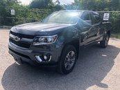 Chevrolet Colorado Crew 4x4 WT / Long Box 2017