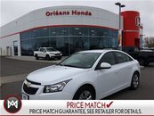 2014 Chevrolet Cruze 1LT 1.4 L TURBO CHARGED ECO BOOST