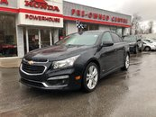 2016 Chevrolet Cruze 2LT Auto LT* Back-UP CAM! Bluetooth! Leather!