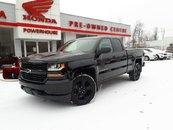 2017 Chevrolet Silverado 1500 Silverado Custom* Bluetooth! Double CAB!