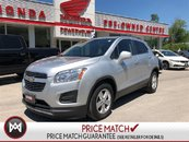 2013 Chevrolet Trax LT* ON STAR! BLUETOOTH! AUTO LIGHT! ROOF RAILS!