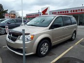 Dodge Grand Caravan SE* Stow N GO Seats! Trailer Hitch! 2013