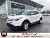 2014 Ford Explorer LIMITED - 2 SETS TIRES -ONE OWNER - NO ACCIDENTS