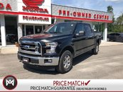 2017 Ford F-150 XLT* 4X4! BLUETOOTH! BACK-UP CAM! HEATED SEATS!