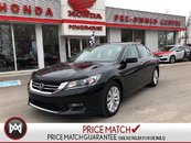 2014 Honda Accord Sedan EX-L*LEATHER! REMOTE STARTER*SUNROOF!