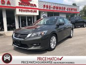 Honda Accord Sedan EX-L*SUNROOF! LEATHER! BACK-UP CAM! 2015