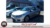 Honda Accord Sedan LX* BACK UP CAM! AUTO LIGHTS! HEATED SEATS! 2015