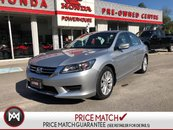 2015 Honda Accord Sedan LX* BACK UP CAM! AUTO LIGHTS! HEATED SEATS!