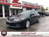 2015 Honda Accord Sedan EX-L*** SUNROOF! LEATHER! BACK-UP CAM!