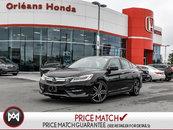 Honda Accord Sedan NAVI LEATHER ROOF 2016