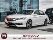 Honda Accord Sport PKG -Extended Warranty TO APR 2021 2017