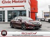 Honda Accord Touring - Navigation