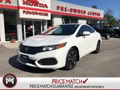 2015 Honda Civic Coupe EX* SUNROOF! COUPE! BACK UP CAM!