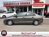 2008 Honda Civic Sdn DX-G * NEW TIRES! AUTO! A/C! CD PLAYER!