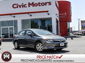 2012 Honda Civic Sdn LX - BLUETOOTH