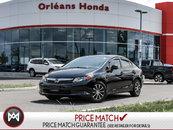 Honda Civic Sdn LX- AUTO -LOCAL TRADE IN 2012