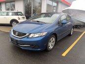2013 Honda Civic Sdn LX * JUST ARRIVED *