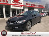 2013 Honda Civic Sdn EX* SUNROOF! BACK-UP CAM! HEATED SEATS!