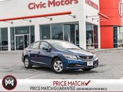 Honda Civic Sdn LX - BLUETOOTH